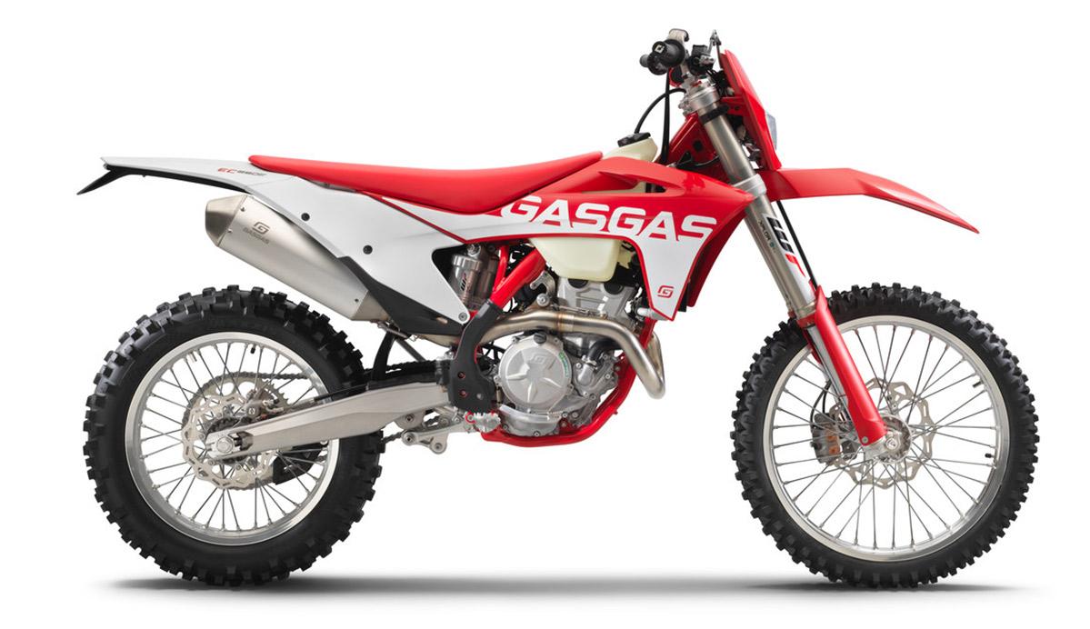 gasgas 250F enduro 2021