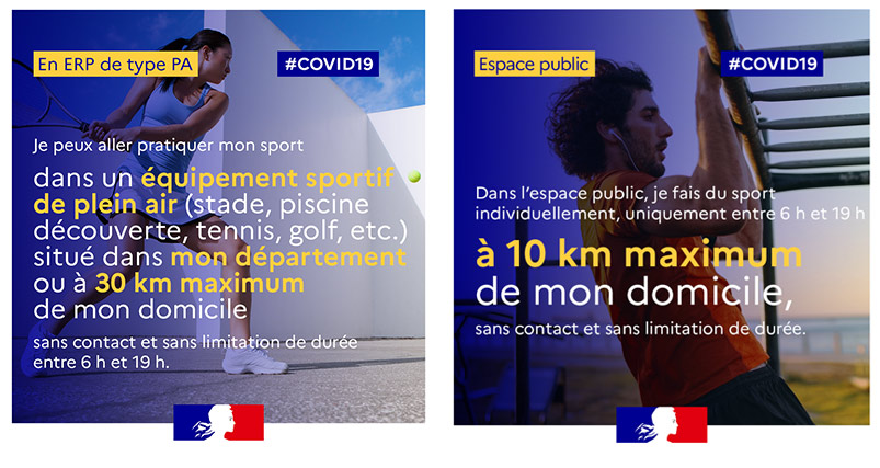 sport confinement avril 2021
