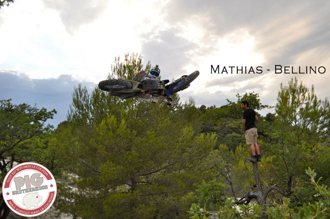 mathias Bellino -husaberg