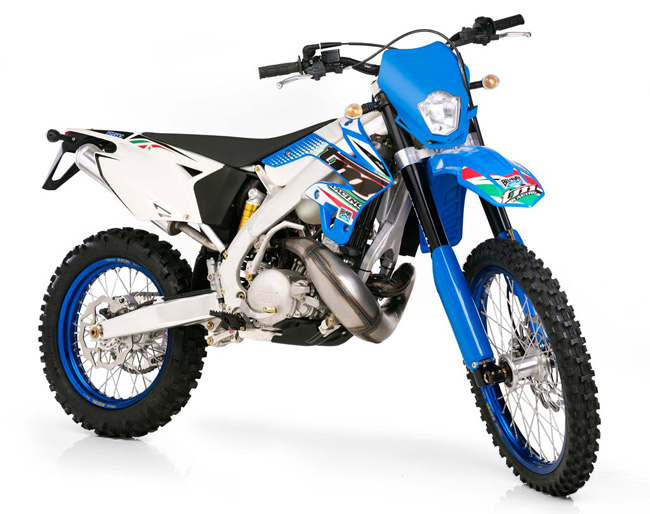 TM racing EN 250 2temps