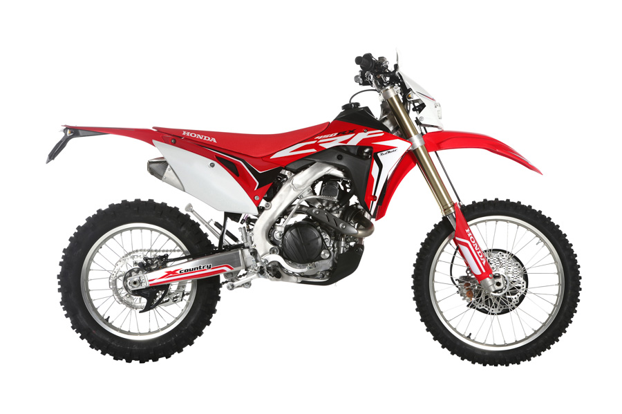 CRF450 RX Country 2017 3