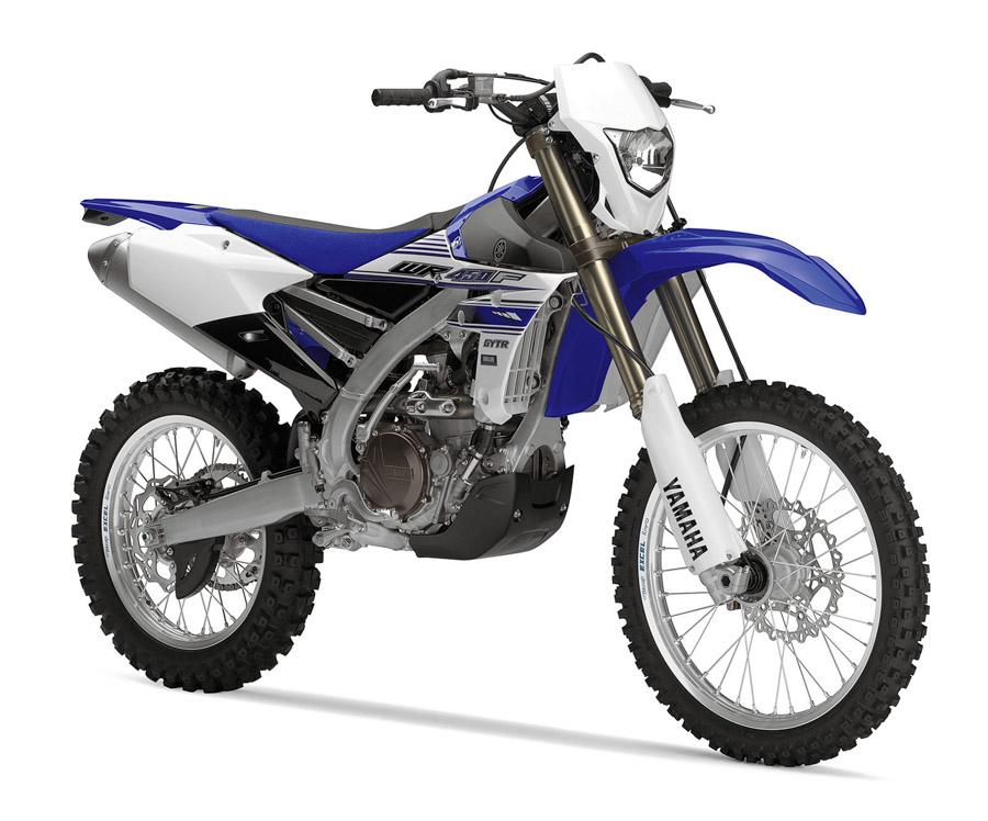 Yamaha 450 WRF  2016 enduro