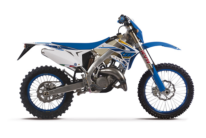TM 125 EN 125 enduro 2018