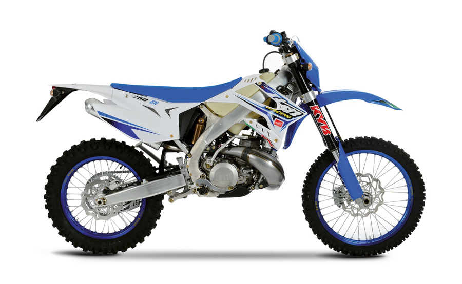 moto TM racing enduro 250 EN 2015