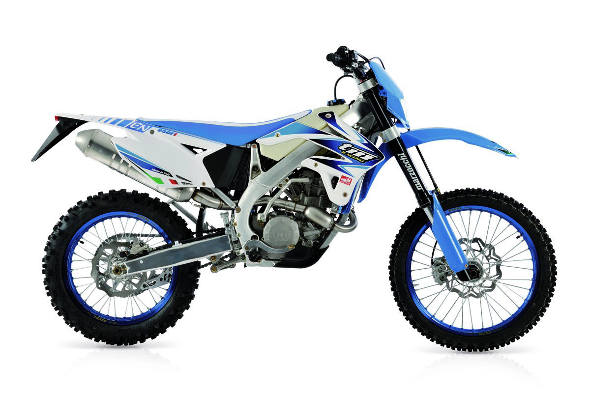 TM enduro 2014