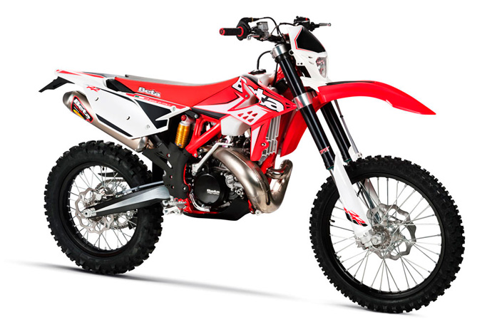 Nouvelle moto Beta RR enduro  2Temps 2014