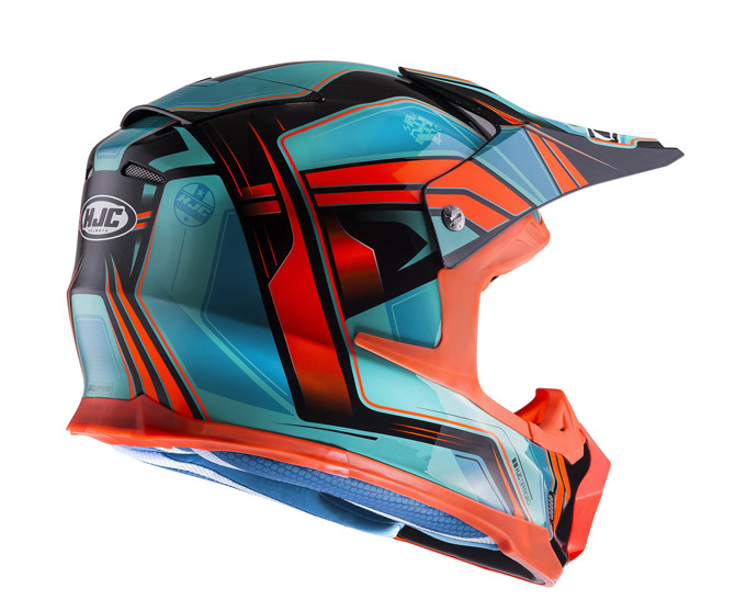 casque cross HJC FX Cross 2