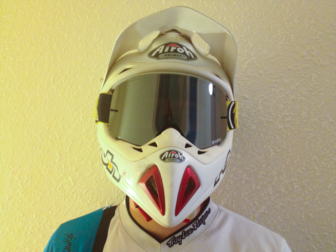 lunette moto cross NFX Dragon