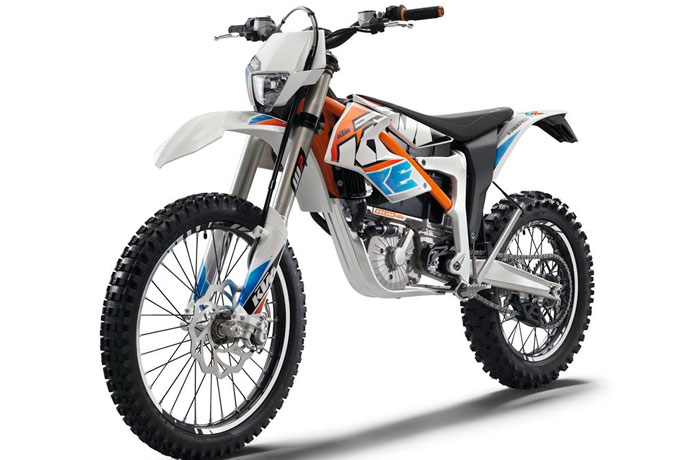 KTM Freenduro E enduro