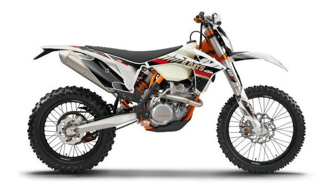 6 days enduro KTM 2013