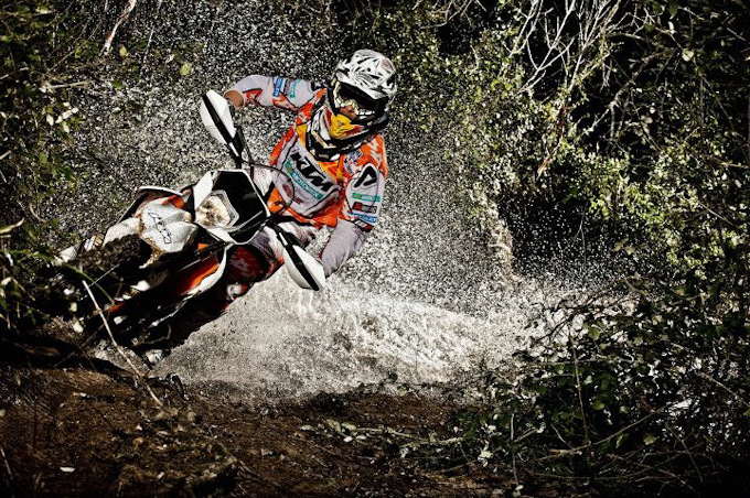 KTM 2013 enduro EXC 6DAYS