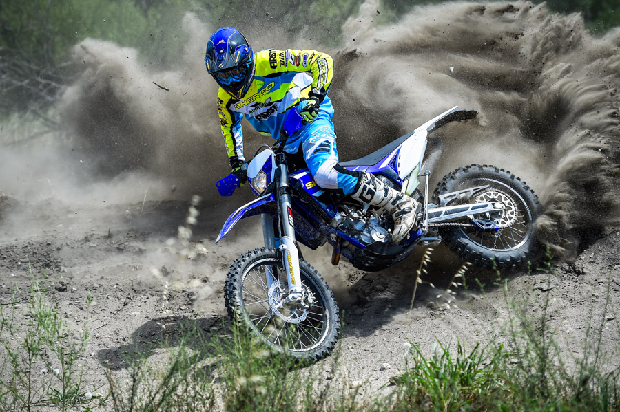 photo Sherco enduro 2015