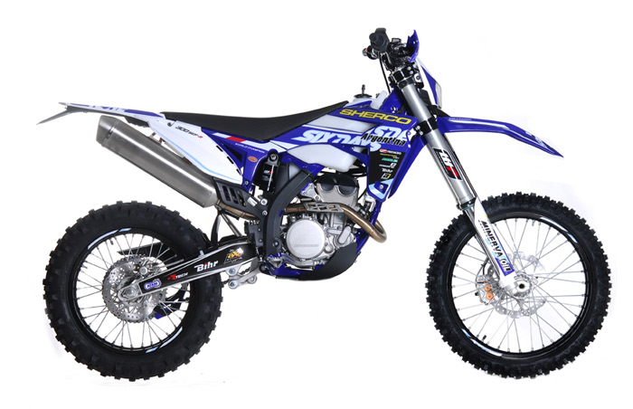 sherco SE-F 300 2015  six days