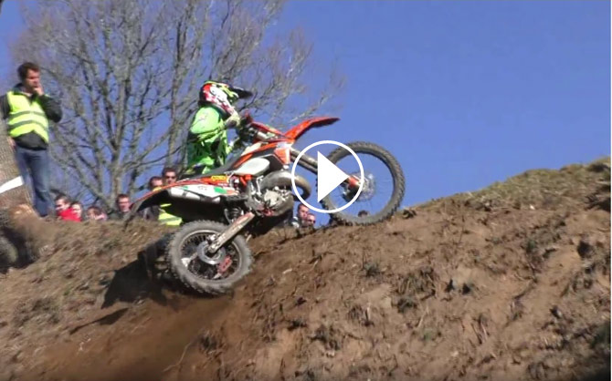 video enduro brioude