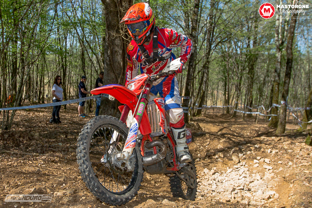 Anthony Geslin pilote moto enduro Beta
