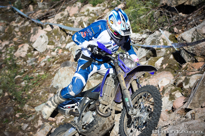 Sherco enduro France 2009