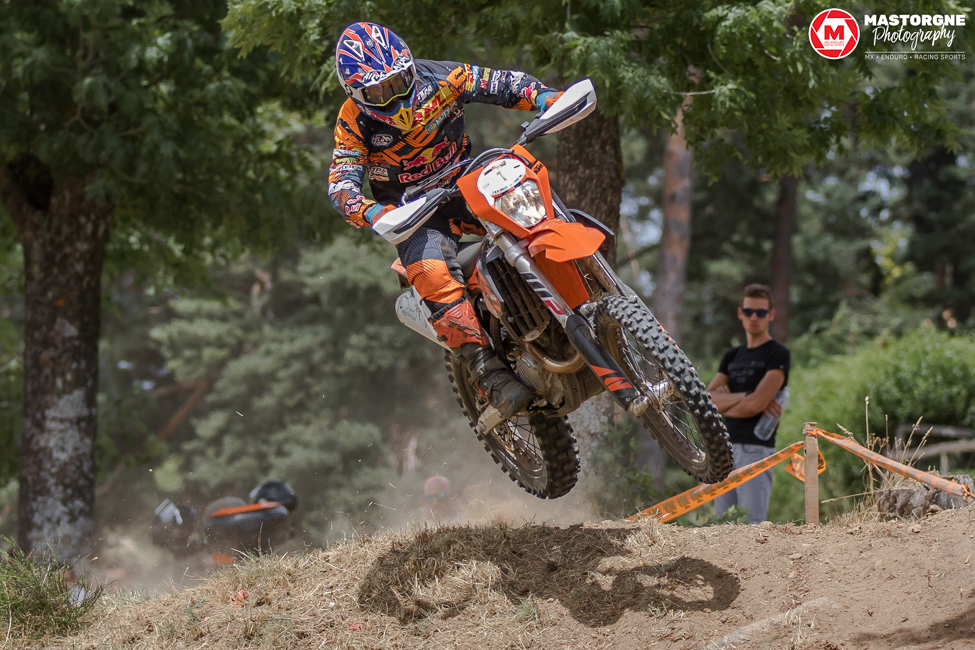 photo HD enduro : Christophe Nambotin KTM Mania 2017