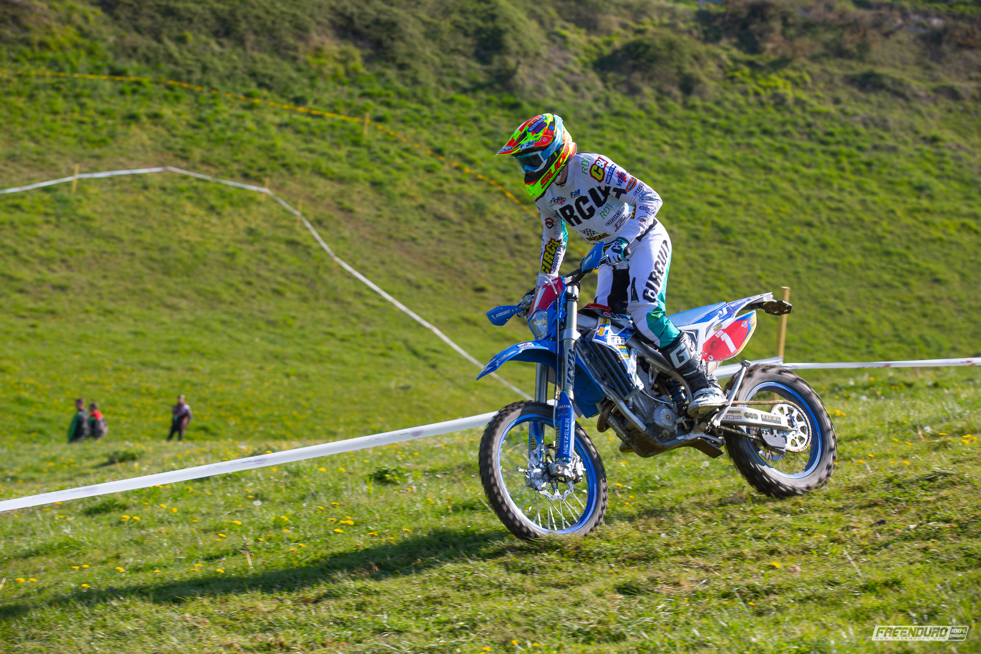 loci Larrieu pilote enduro 300 TM Racing 2019