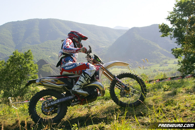 seb guillaume enduro France