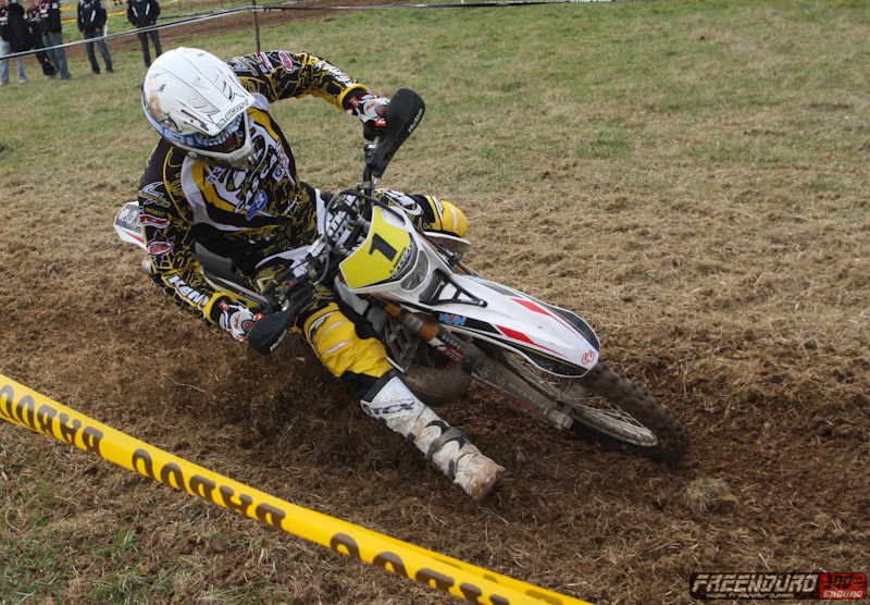 Christophe Nambotin enduro France 2010