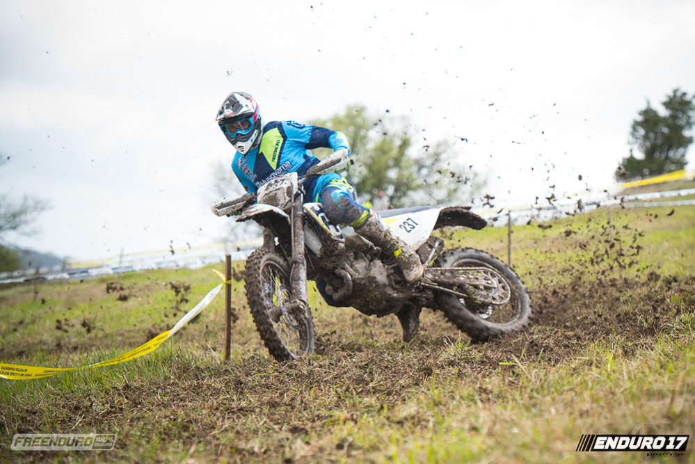 Photo enduro HD Jeremy Miroir  Husqvarna