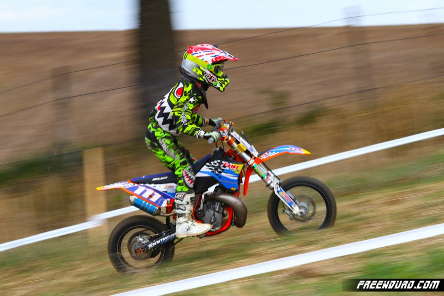 enduro kids Madaillan