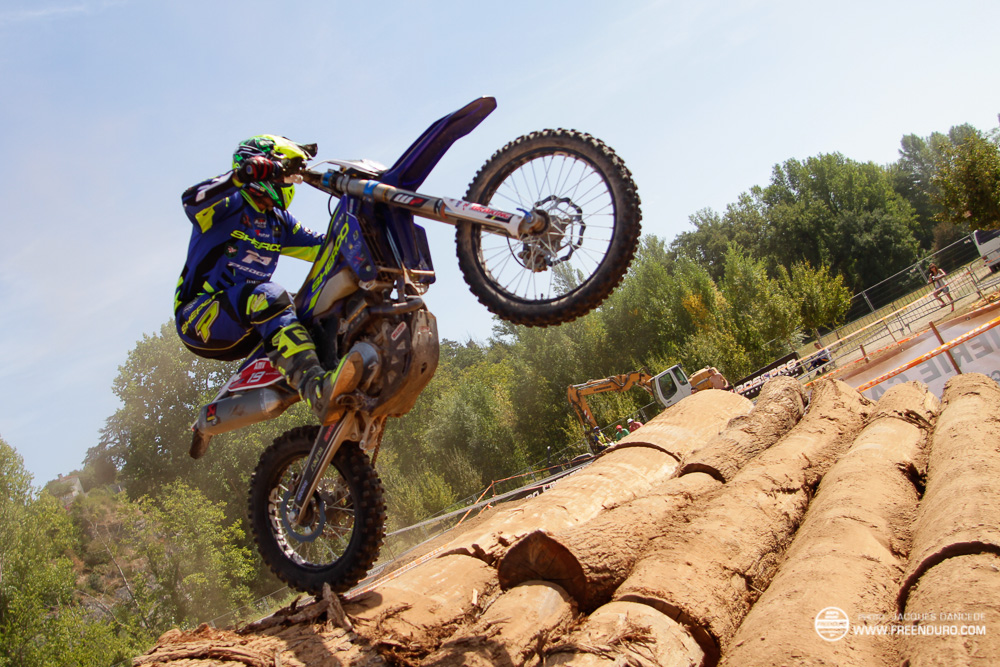 photo HD enduro Matt Phillips pilote enduro Sherco