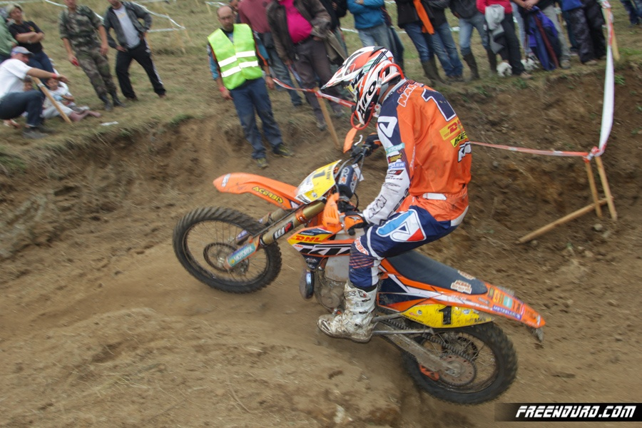 chrsitohe Nambotim Team KTM racing