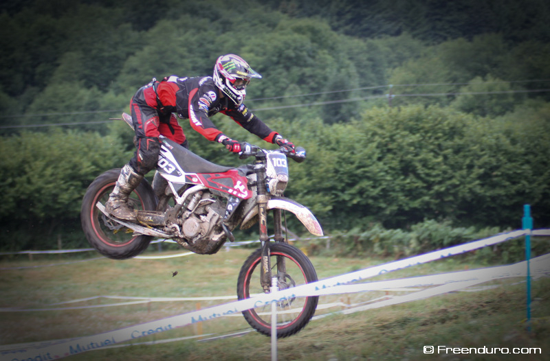 Marc Bourgeois 2009 enduro France
