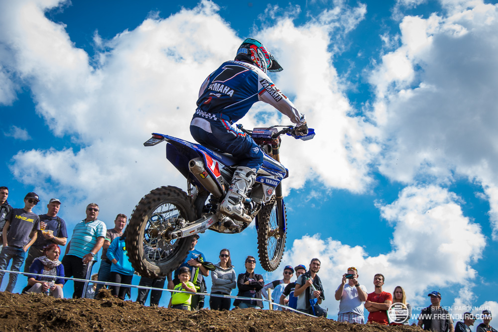 Loic Larrieu le nouveau champion de France 2016 en Enduro2