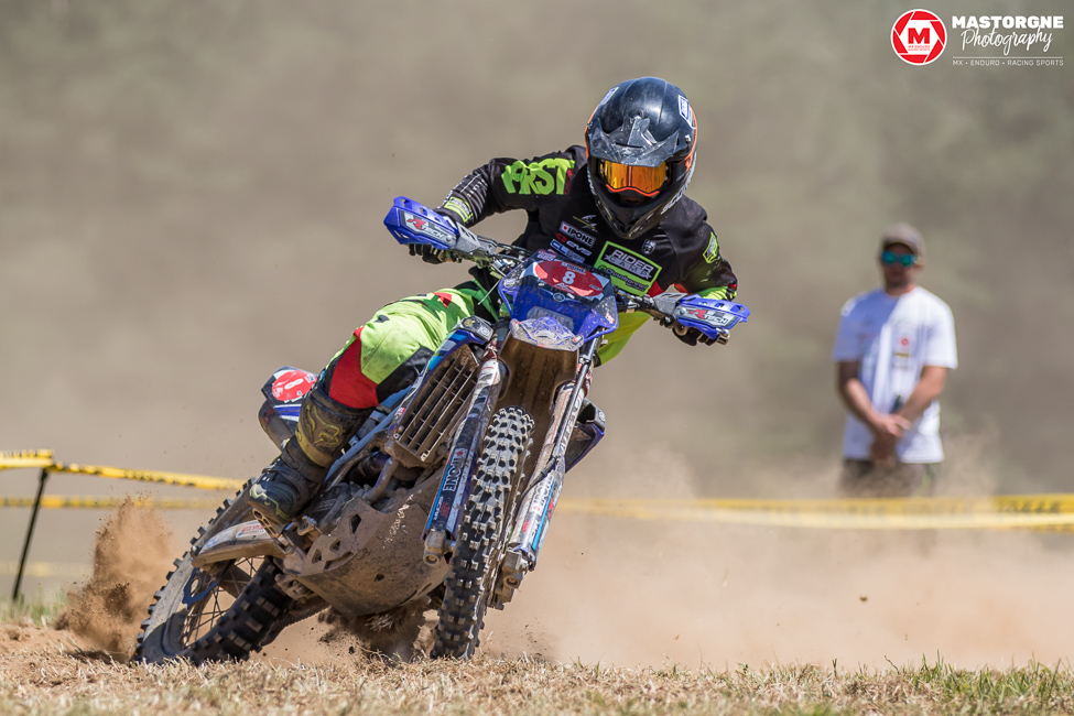 photo HD enduro : Jeremy Carpentier pilote Yamaha 450WRF