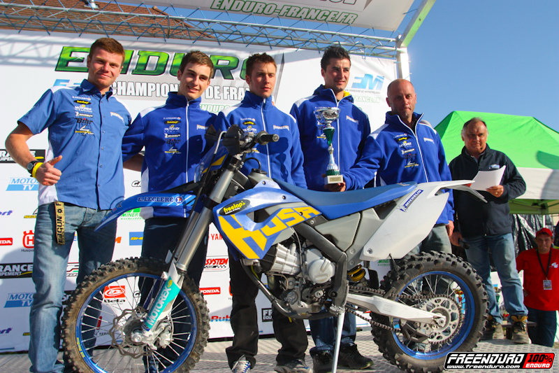 Team Husaberg France