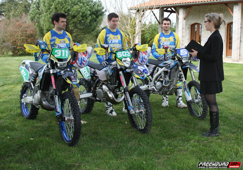 Team Freenduro