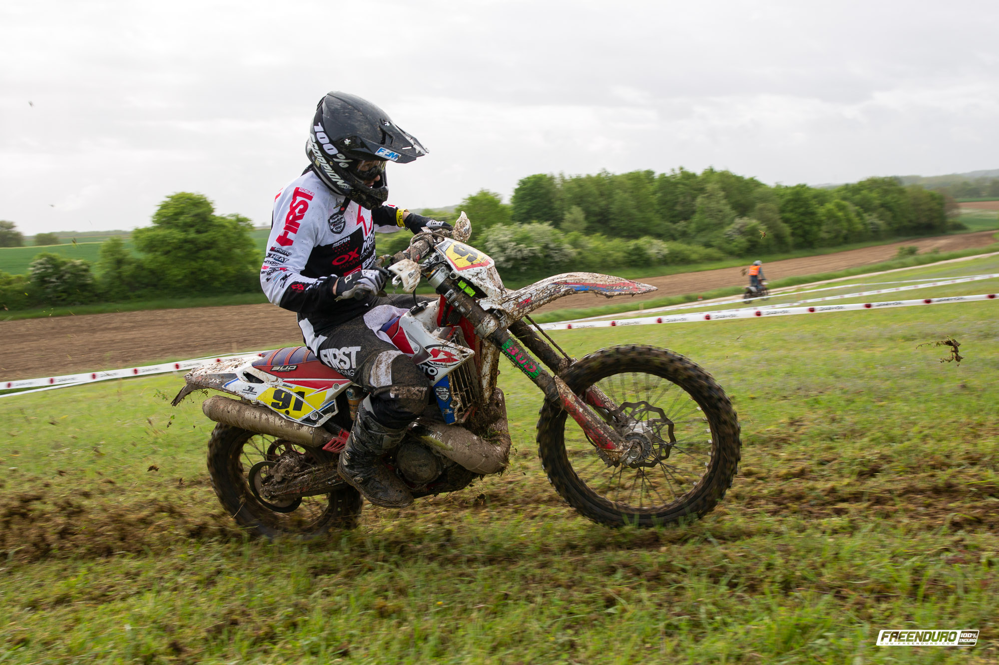Photo enduro Saint Jean d'Angely : David Abgrall
